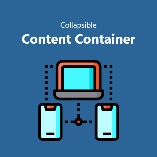 Collapsible Content Container