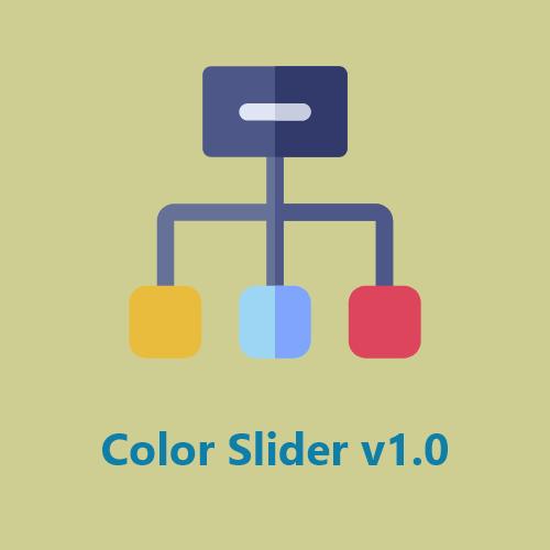 Color Slider v1.0
